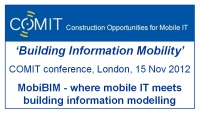 MobiBIM conference - tell them Paul sent you