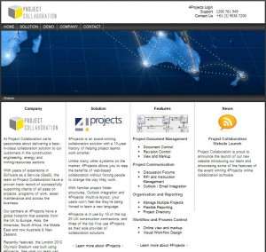projectCollaboration website
