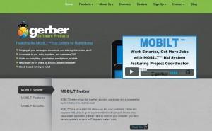 Mobilt-website