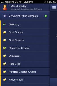 4Mobile Directory Screen shot
