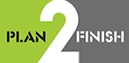 Plan2Finish logo