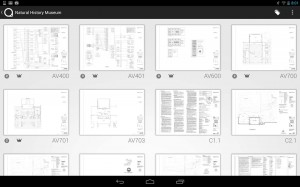 Plangrid Android drawing view