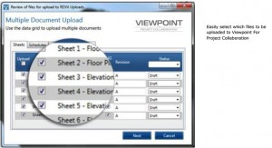 Viewpoint Revit plugin