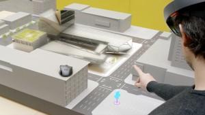 Trimble HoloLens