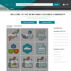 Newforma customer community Sep2015
