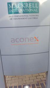 Aconex Woking