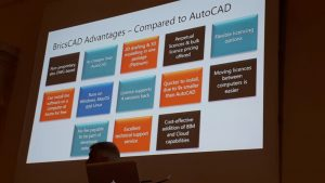 BricsCAD vs AutoCAD