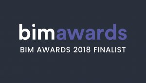 BIM Awards Finalist 2018