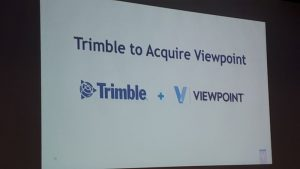 Trimble to acquire Viewpoint