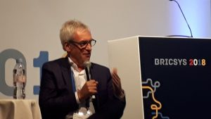 Eric De Keyser at Bricsys2018