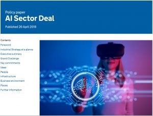 AI sector deal