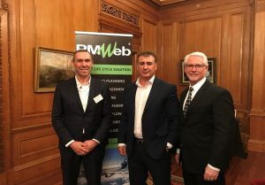 PMWeb London launch