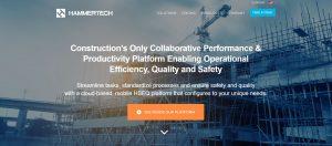 HammerTech homepage
