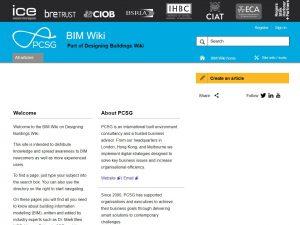 BIM Wiki home