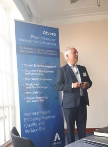 Paul Daynes of Atvero