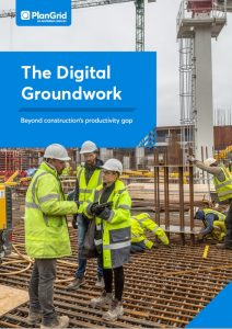 Plangrid Digital Groundwork report cover