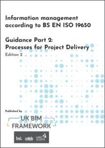UK BIM Framework guidance 2, 2nd ed, cover