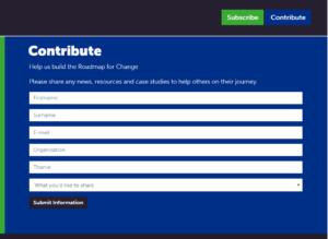 RoadmapForChange Contribute