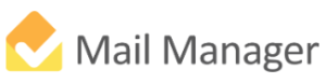 Mail Manager logo