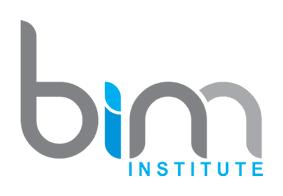 BIM Institute logo