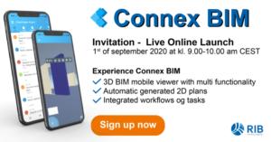 Connex BIM launch