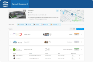Plannerly Project Dashboard