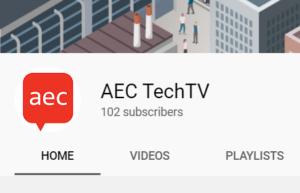 AECTechTV 102 subscribers