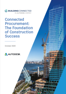 Autodesk procurement report cover