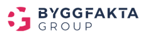 Byggfakta Group logo