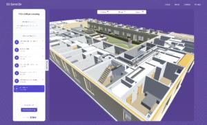 Apartment via 3D Send