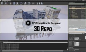 D rendering and data delivery platform that allows AEC users to share and view massive and complex 3D engineering models online