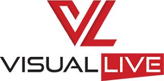 VisualLive logo