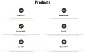 WiseWorking products