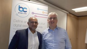Sanjeev Shah and Wes Simmons, GroupBC